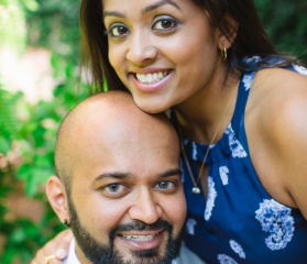 Hemina & Nimesh's photo