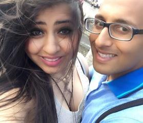 Henal & Ravi's photo