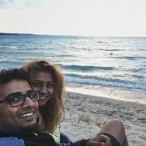Shama & Roshan's photo