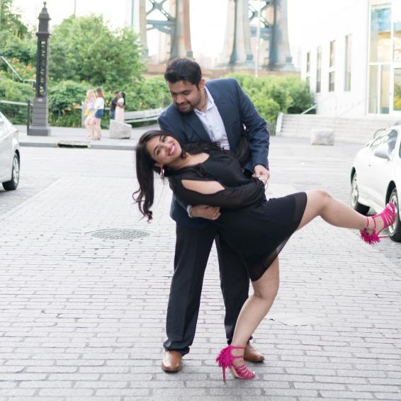 Neha & Ankur's photo