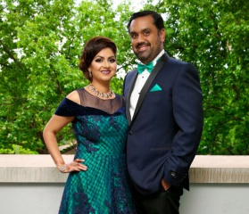 Priya & Amit's photo